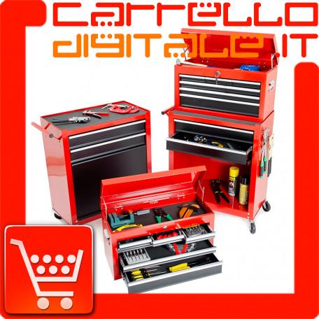 Carrello porta attrezzi utensili Portautensili