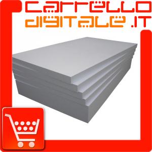 Kit Coibentazione per Box In Acciaio Zincato Casetta da Giardino in Lamiera 3.60 x 10.64 m x h3.07 m