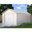 Box in Acciaio Zincato 4.38 x 7.21 m x h3.24 m - 585 KG – 30 metri quadri - BEIGE