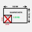 Griglia Salvaprato MADE IN ITALY Piastrella Grigliato Carrabile Plastica 0,88mq