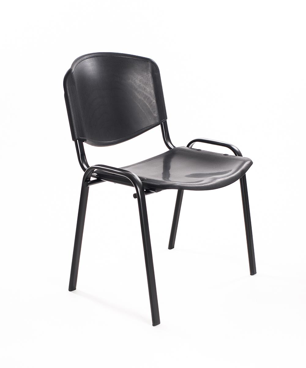 6 sedie sedia d 39 attesa in plastica ideale per ufficio for Sedie di marca