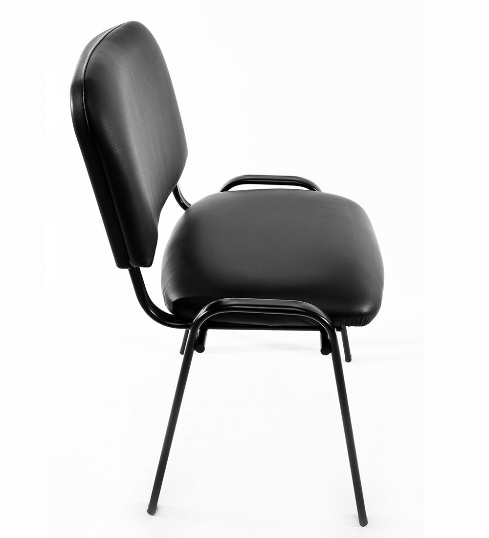 6 sedie sedia d 39 attesa in ecopelle ideale per ufficio for Sedie attesa ufficio