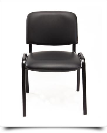 6 sedie sedia d 39 attesa in ecopelle ideale per ufficio for Sedie di marca
