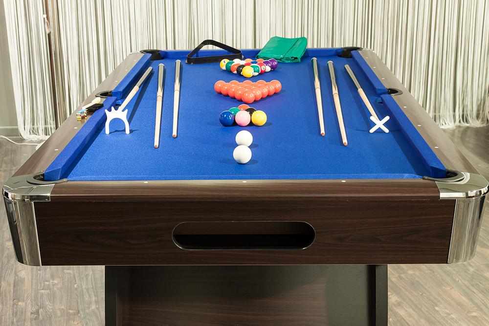 Tavolo da biliardo professionale accessori per carambola panno blu noce scuro ebay - Tavolo da biliardo professionale ...