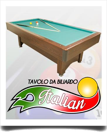 Tavolo da biliardo professionale italy senza buche gioco a - Tavolo da biliardo professionale ...