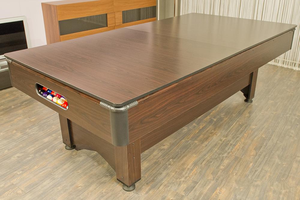 Tavolo da biliardo con copertura tavolo da pranzo carambola professionale ebay - Tavolo da biliardo professionale ...