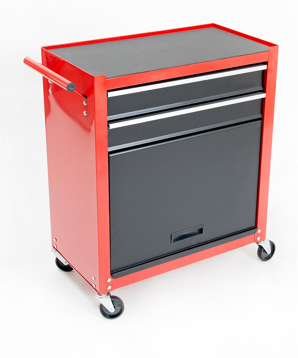 Carrello attrezzi porta utensili cassettiera da officina for Attrezzi per ufficio